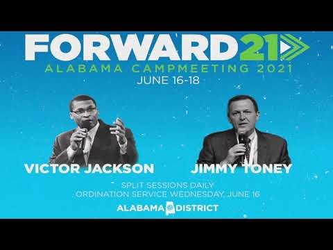 Jimmy Toney | AL Camp Meeting 2021 | Thursday PM