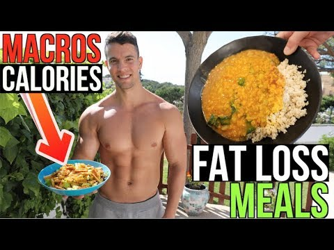 What I Eat & How I Train to Lose Fat & Stay Big 💪