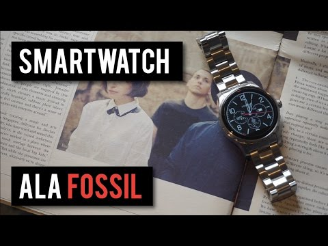 Review Fossil Q Marshal - Smartwatch Branded Terjangkau?