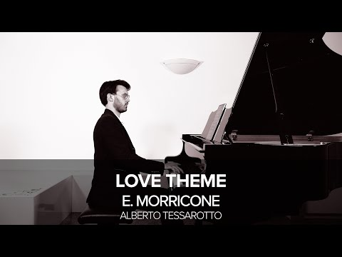 Love theme (Nuovo Cinema Paradiso) - Ennio Morricone's Piano Tribute, Alberto Tessarotto