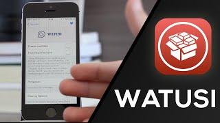 Watusi - IOS 7 Jailbreak Tweak (WHATSAPP TWEAK)