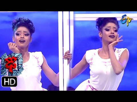 Dharsini Performance   Dhee 10    27th June 2018   ETV Telugu
