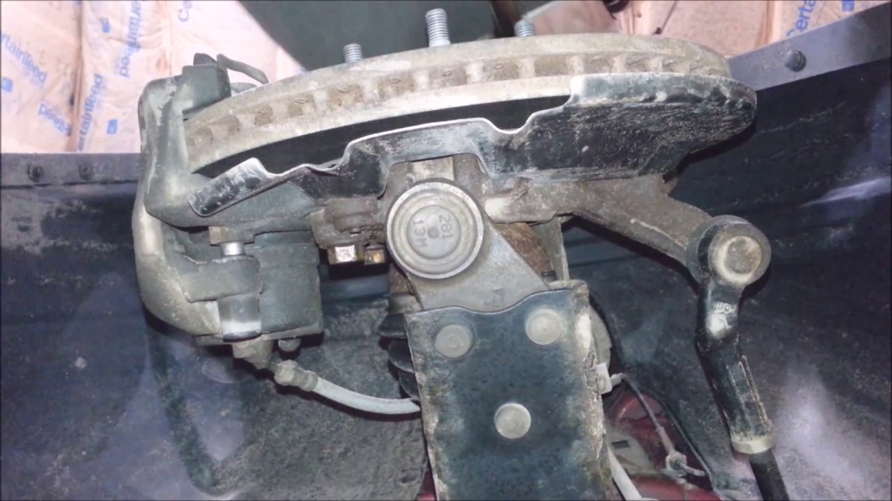 2013-2017 Ford Escape Lower Control Arm Replacement