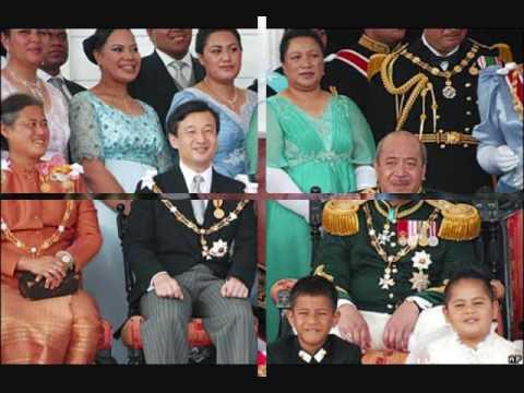Kings of Tonga