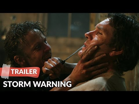 Storm Warning 2007 Trailer HD | Nadia Farès | Robert Taylor