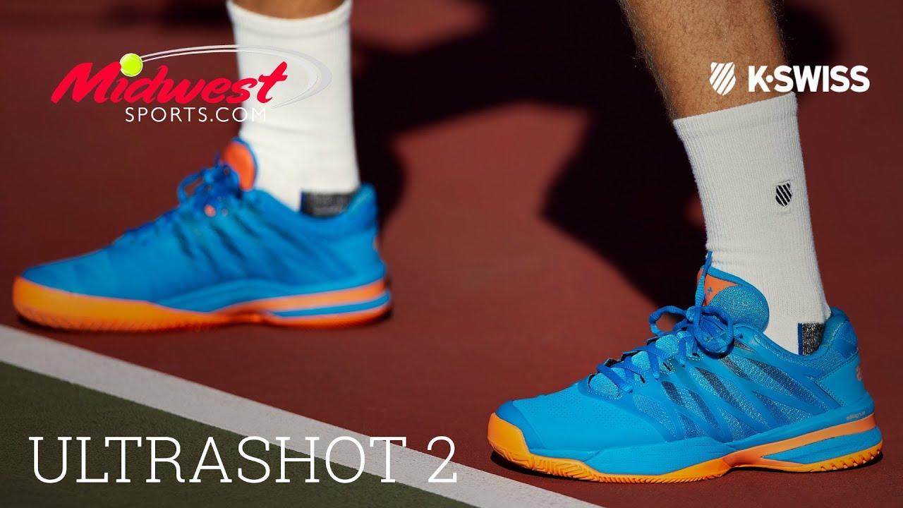 K-Swiss UltraShot 2 Shoe Review