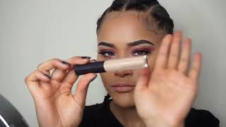 Fall Makeup Tutorial For Black Women Burgundy Makeup