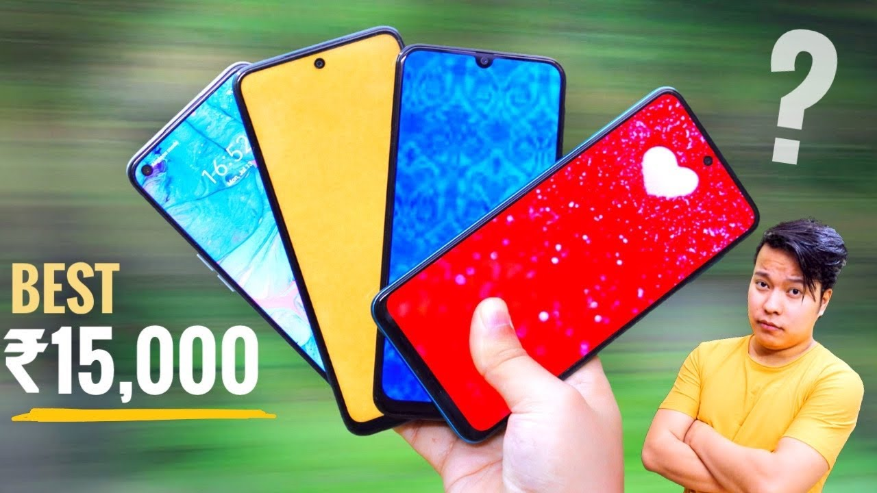 Top Best Smartphones Under ₹15000 * July 2020 * | Full Paisa Wasool 😎