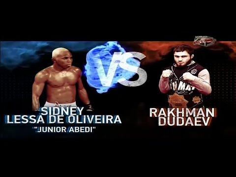 WFCA6: Сидней Лесса Оливейра vs Абдул-Рахман Дудаев Sidney Lessa de Oliveira vs Abdul-Rakhman Dudaev