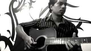 Gone with the Sin (Acoustic) - Ville Valo (HIM) cover by Emran Amit