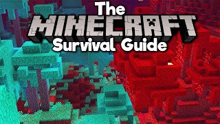 All New Nether Update 1.16 Biomes! ▫ The Minecraft Survival Guide (Tutorial Let's Play) [Part 305]