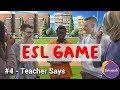 Linguish ESL Games // Teacher Says (with a twist!) // LT4