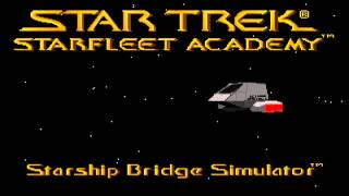 Star Trek 2: TWOK Battle in the Mutara Nebula SNES