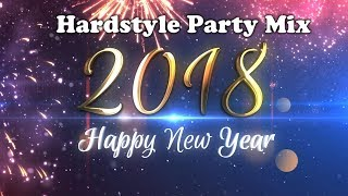 🎶 New Years Hardstyle Party Mix ♦ Best Of Euphoric Hardstyle Songs