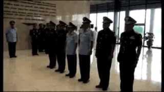 Kasum TNI Pimpin Sertijab Tiga Pejabat TNI