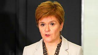 video: Nicola Sturgeon and Keir Starmer call for Cobra meeting with Boris Johnson as circuit break lockdown looms