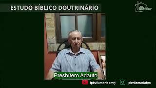 ESTUDO BÍBLICO - A EXPRESSÃO DE FÉ DOS DISCIPULADORES