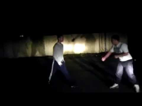Nick Ditmore Vs Ricky Suarez (Funky Town Fight)