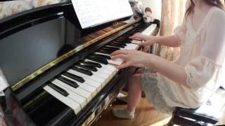 スタジオジブリ もののけ姫より『もののけ姫』を弾いてみた【ピアノ】 久石譲