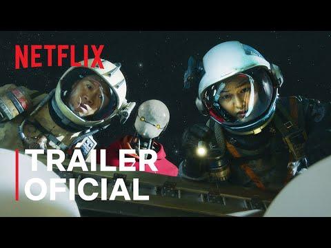 Barrenderos espaciales (EN ESPAÑOL)   Tráiler oficial   Netflix