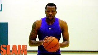 Cliff Alexander 2015 NBA Draft Workout - 1st Round Draft Pick NBA Draft 2015