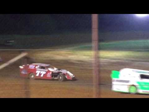 Kyle Goforth 77s heat race at Oklahoma Sports Park in Ada, OK 9-24-16