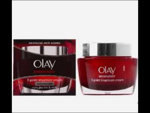 Olay Regenerist Daily 3 Point Treatment Cream Review Anti Ageing Cream Youtube