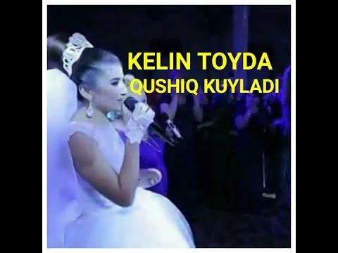 UZ TOYIDA KUSHIQ AYTGAN KELIN