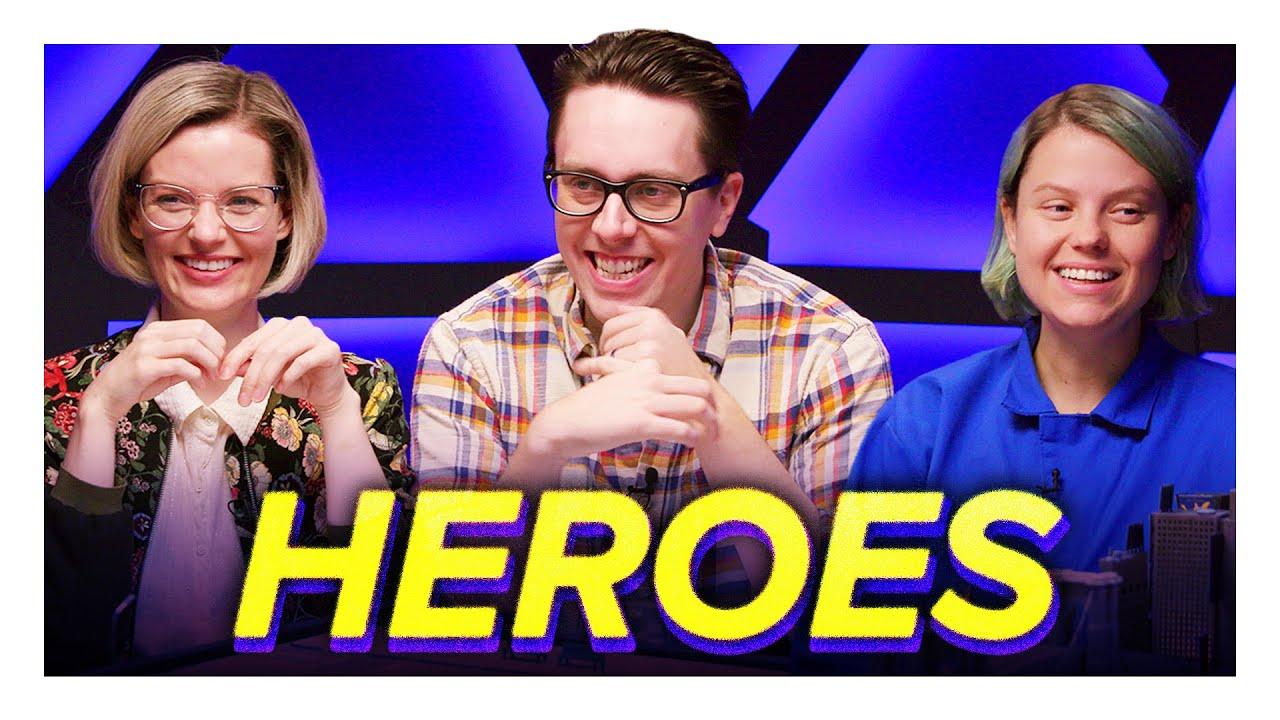 Download The Unsleeping City   Season 1   Ep. 15   Hall of Heroes