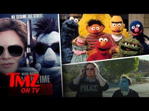 'Sesame Street' Vs. 'Happytime Murderers' | TMZ TV