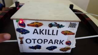 AKILLI OTOPARK (Arduino Robotik Kodlama) - Düzce Hürriyet Ortaokulu