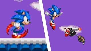 Sonic 2: The Rise Of Chaos | Sonic Hacks ⮚ Walkthrough