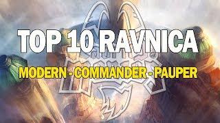 TOP 10 GUILDAS DE RAVNICA - MODERN - COMMANDER - PAUPER