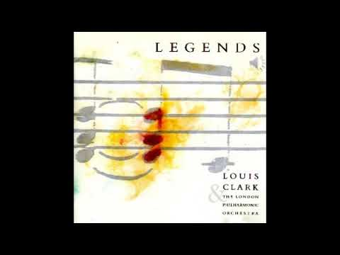 LEGENDS, LOUIS CLARK, LPO, SHE IS NOT THERE