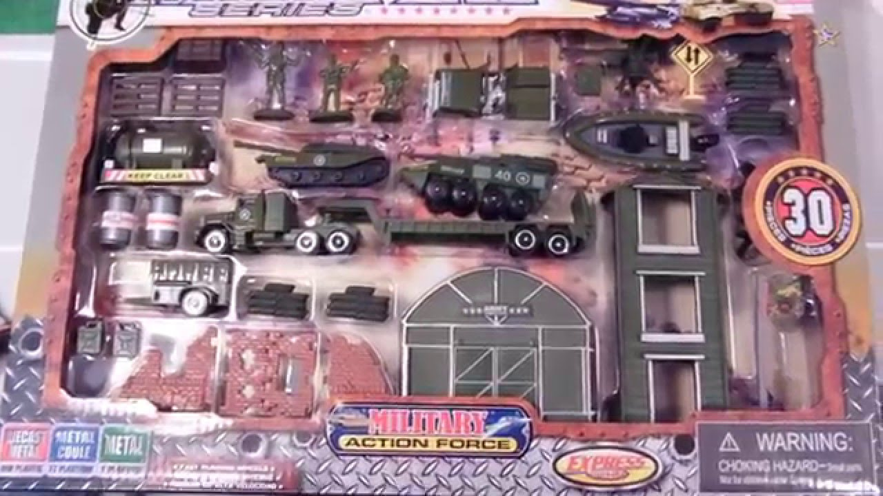 Best Army Men Accessory Playset Review Youtube
