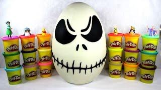 КИНДЕР СЮРПРИЗ: Огромное киндер яйцо с сюрпризами. Распаковываем киндер сюрприз Плей до