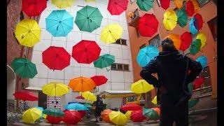 Making of umbrella sky screenshot 1