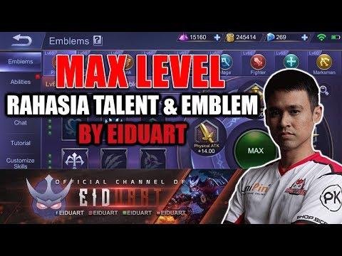 ULTIMATE GUIDE, Mobile Legends Bang Bang - Emblem ================== (BUKAN JESSNOLIMIT) thumbnail