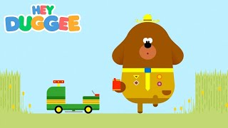 The Dancing Bug Badge - Hey Duggee Series 2 - Hey Duggee
