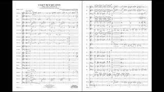 Can't Buy Me Love arranged by Paul Murtha (instrumental)