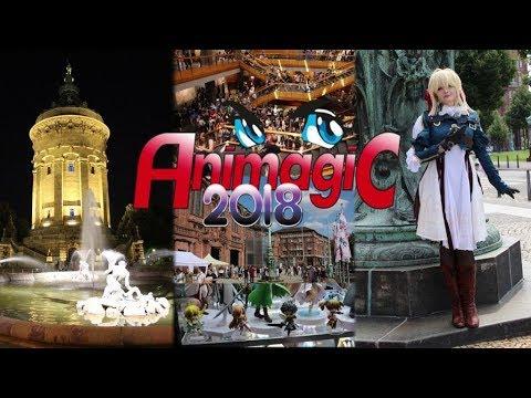 AnimagiC 2018 – Highlights, Impressions, Cosplay