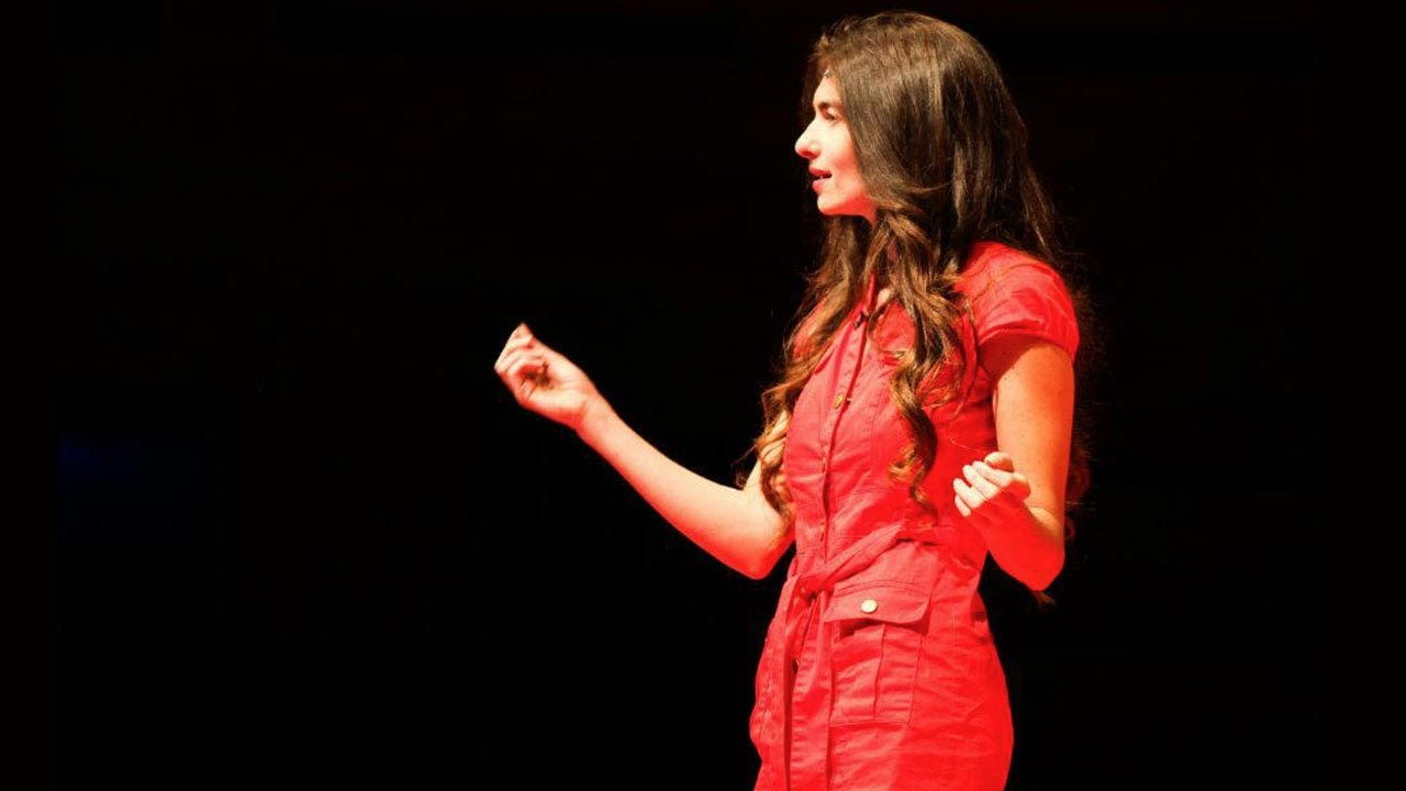 Ariel Garten: Know thyself, with a brain scanner