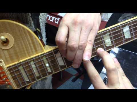 Iphone Ringtone Guitar Cover