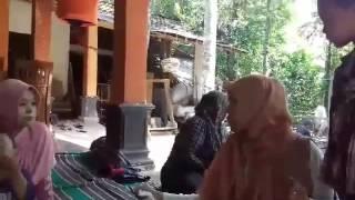Sambutan tuan rumah &panitia. Reuni MAMA 2017