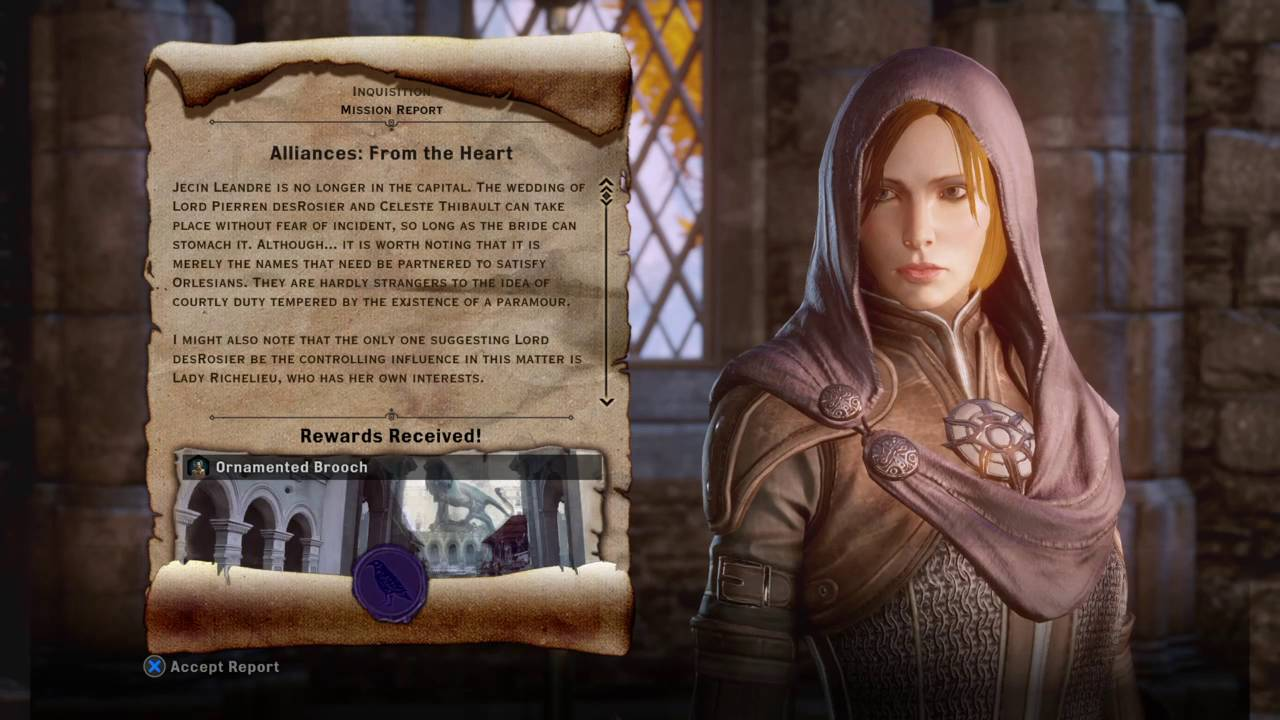 Dragon Age™: Inquisition How to fast forward Your war table missions