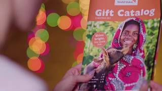 Watch Our Gift Catalog Come to Life! | #ShineBright | World Vision USA