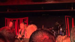 LITA FORD-BLACK LEATHER-9/13/13- FORT WAYNE INDIANA-NEON ARMADILLO