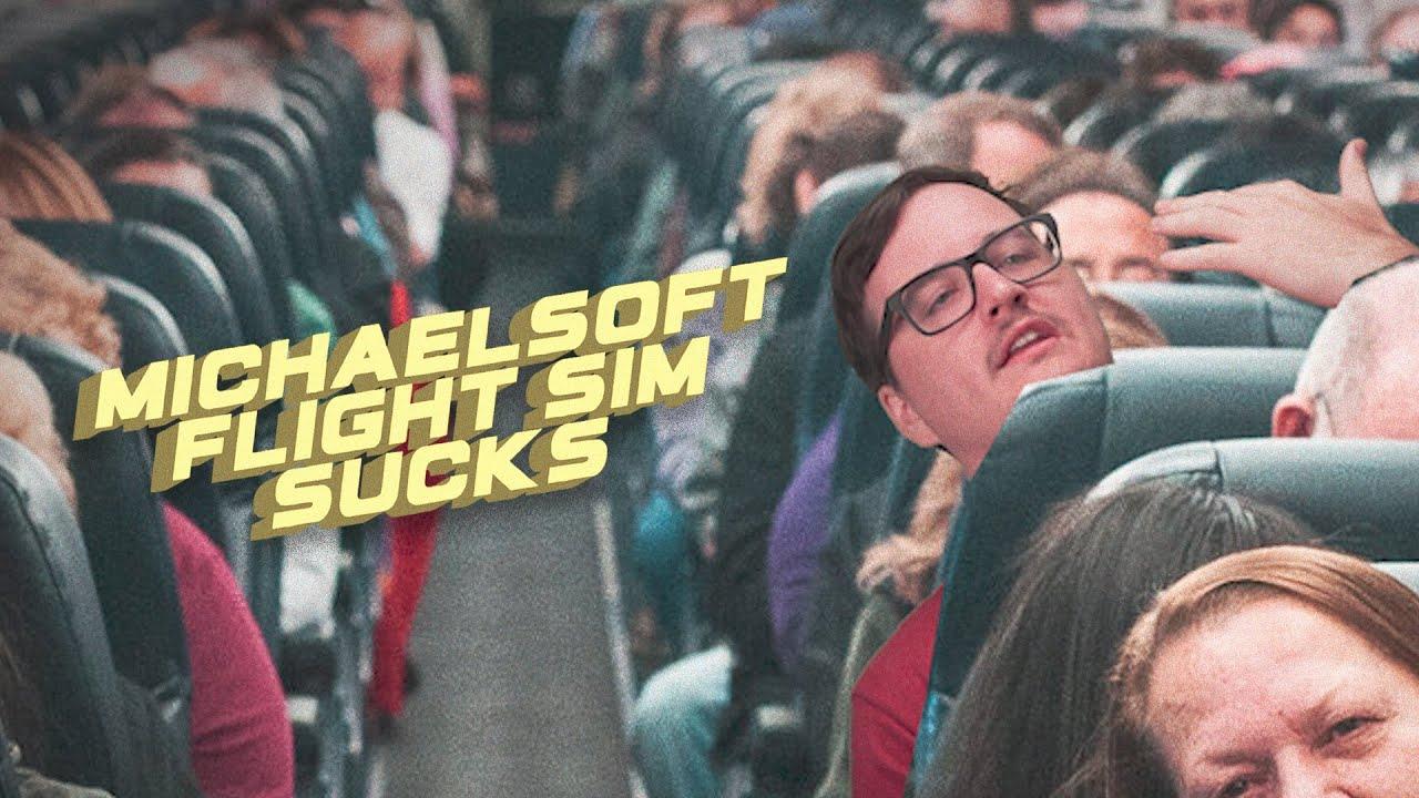 Flight Sim 2020 is Dangerous