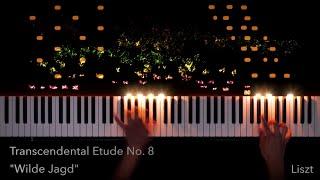 Liszt - Transcendental Etude no. 8