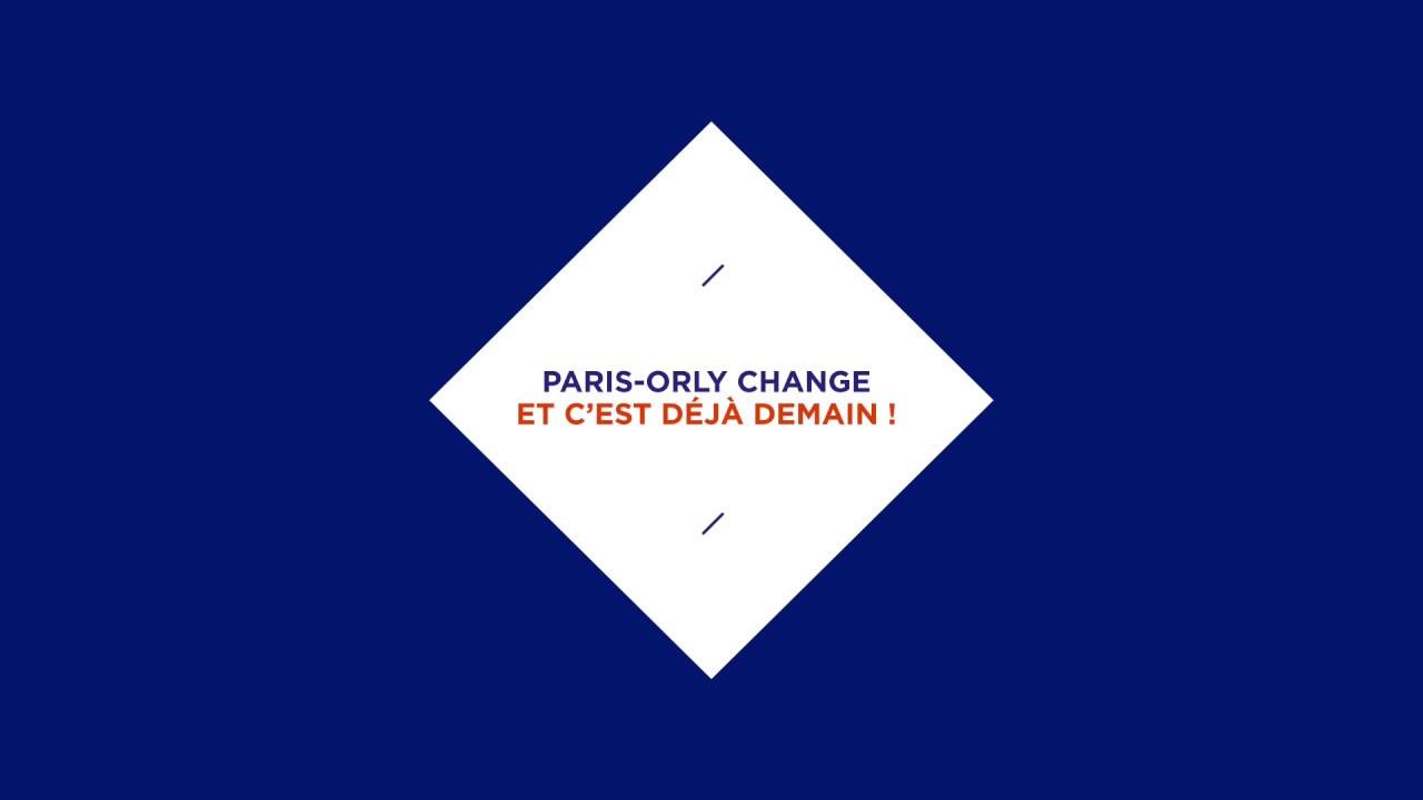 Paris-Orly change